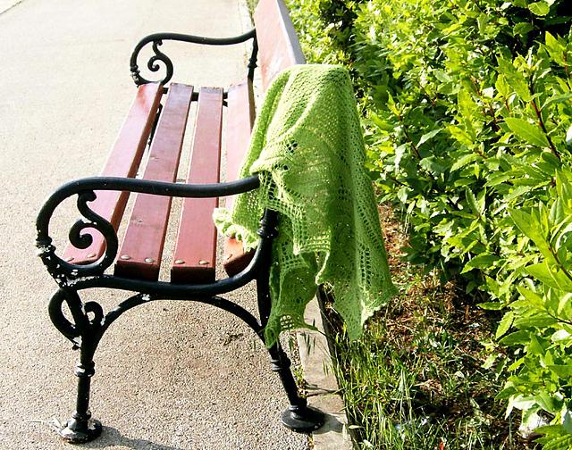 披肩:叶、橡子、苹果叶 - maomao - 我随心动